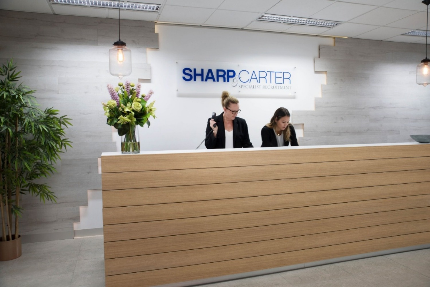 Sharp & Carter Specialist Recruitment Melbourne